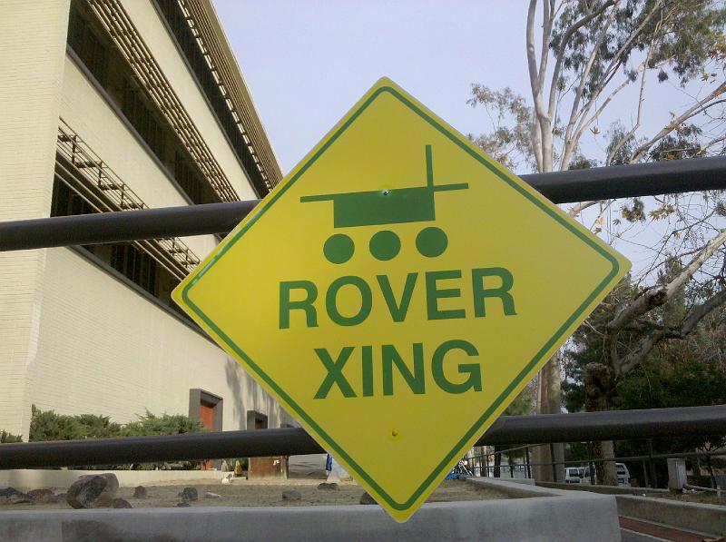 Unique vehicles abound at JPL