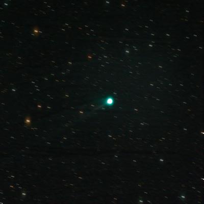Comet 2009R1 McNaught