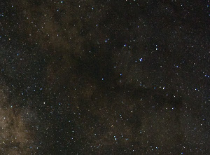 Pipe Nebula detail