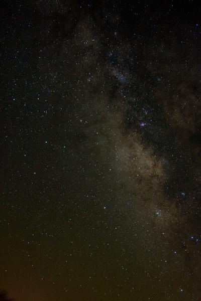 Sagittarius Milky Way