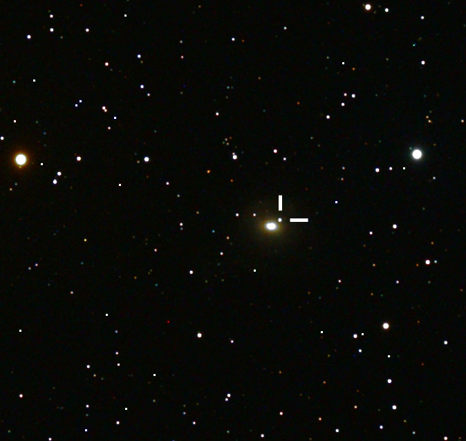 NGC2655 and supernova