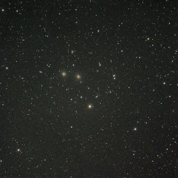 Pegasus 1 galaxy cluster