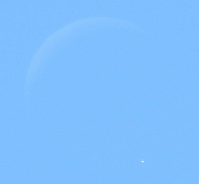 Venus reappears!