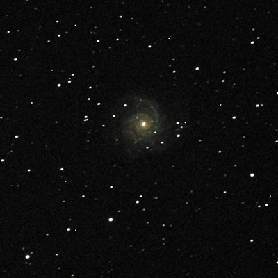 A crop from my M74 image, click for the full frame.