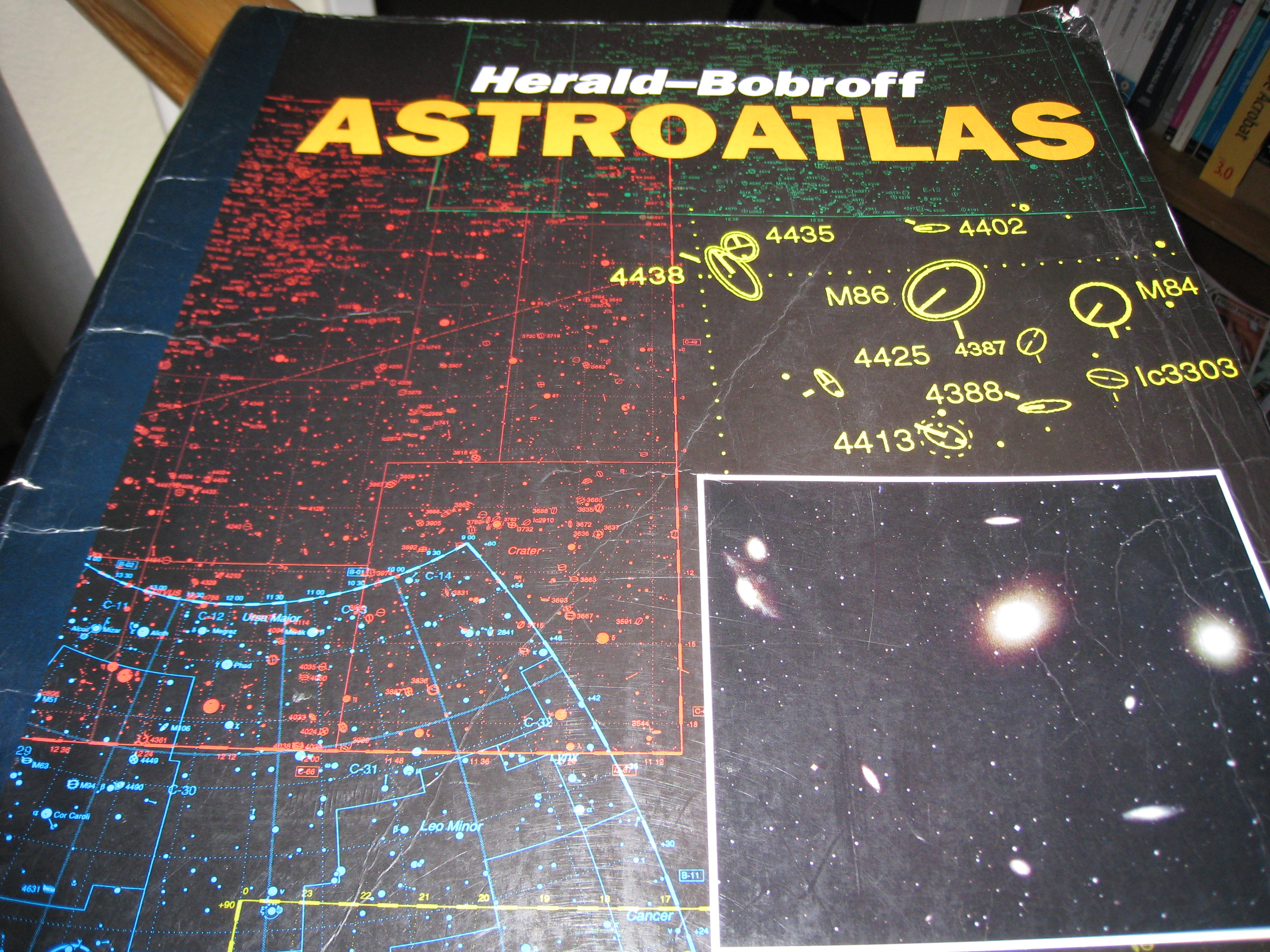 Herald-Bobroff Astroatlas